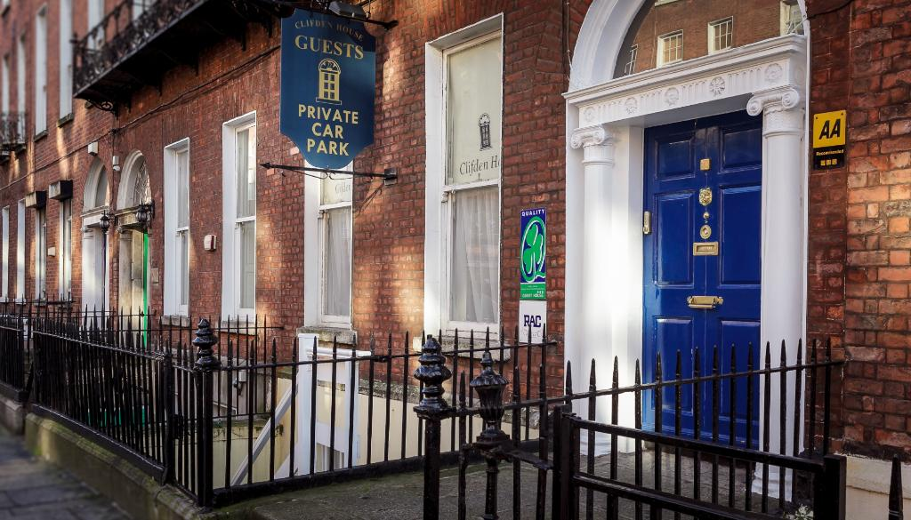 Clifden Guesthouse & Apartments
