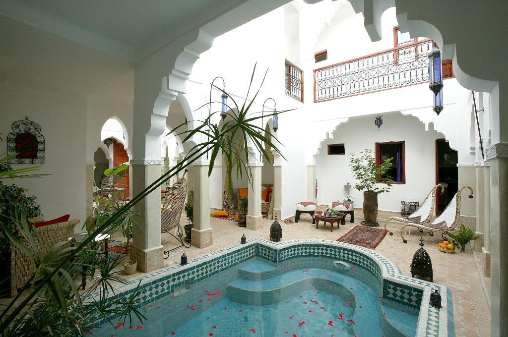 Riad Les Jardins Mandaline