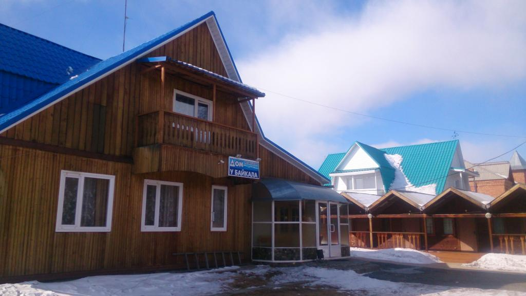 Dom u Baikala