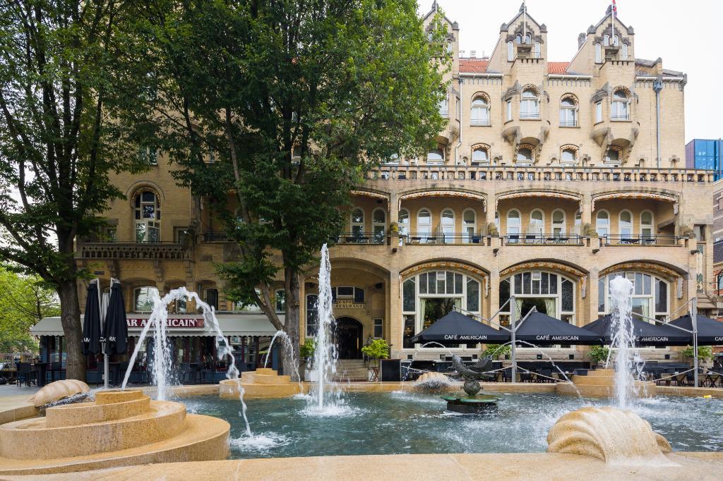 암스테르담 아메리칸 호텔 - 햄프셔 에덴