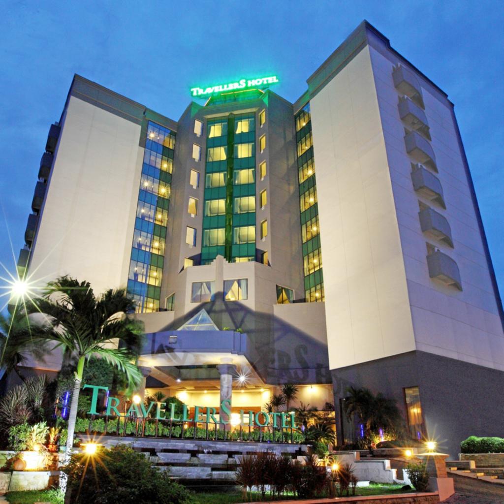 トラベラーズ ホテル ジャカルタ