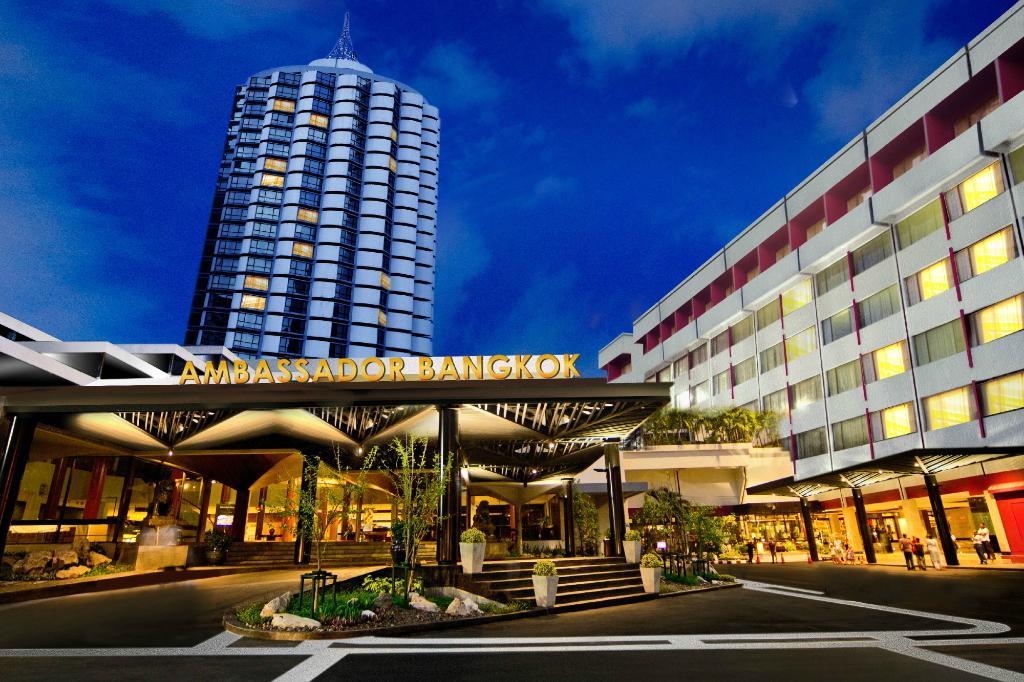 앰배서더 호텔 방콕