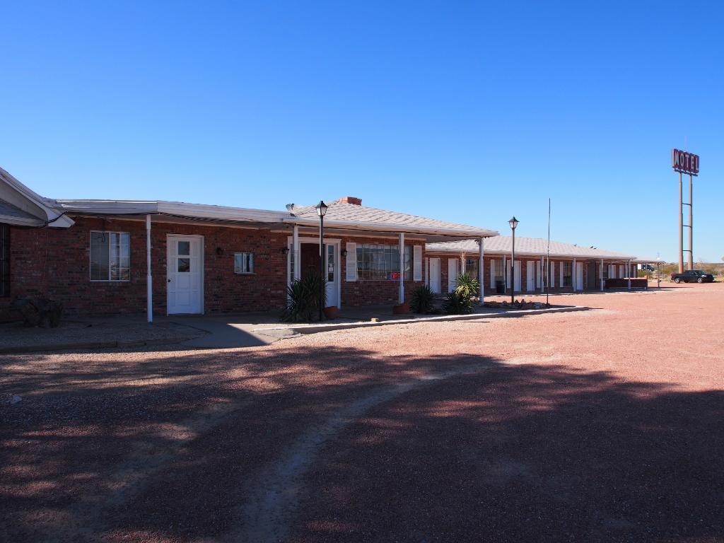 Fort Hancock Motel
