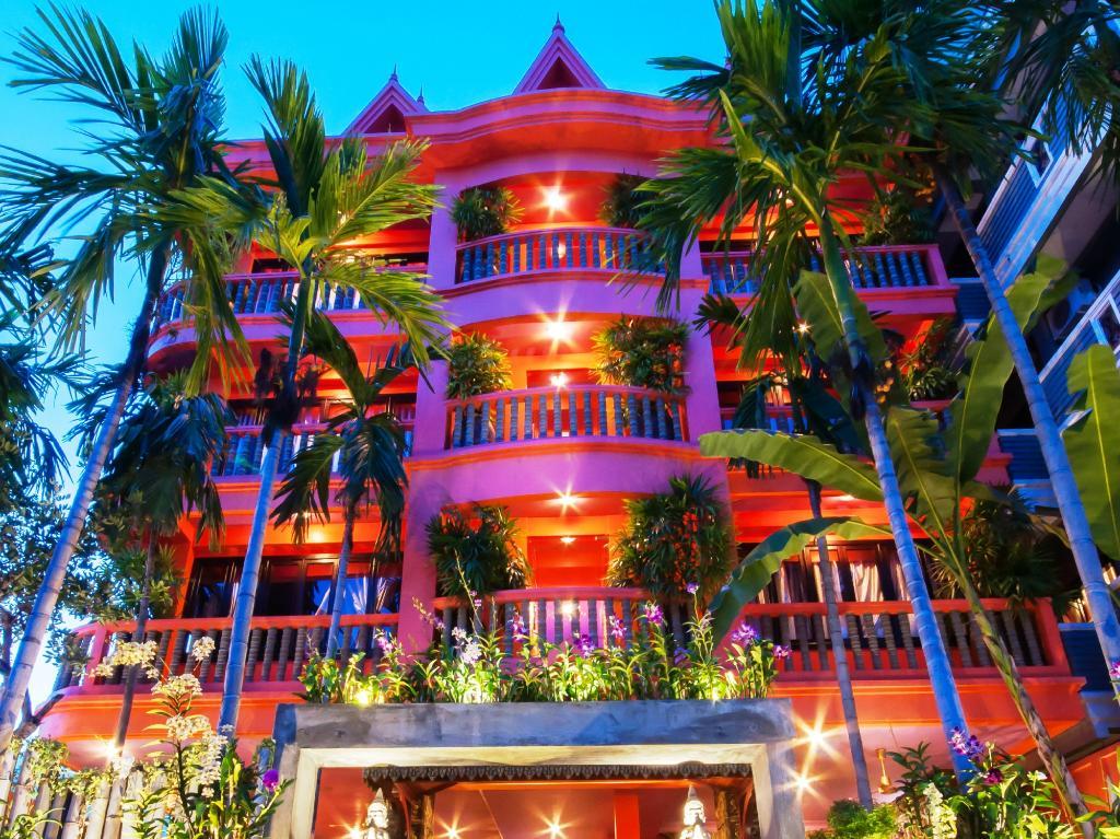 金蝴蝶别墅酒店