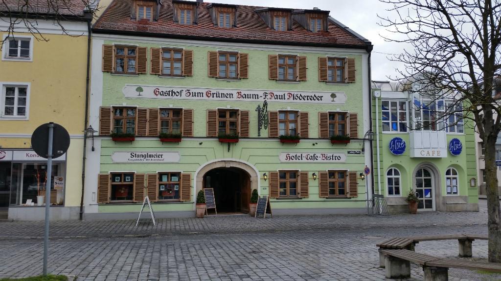 Hotel Zum Gruenen Baum