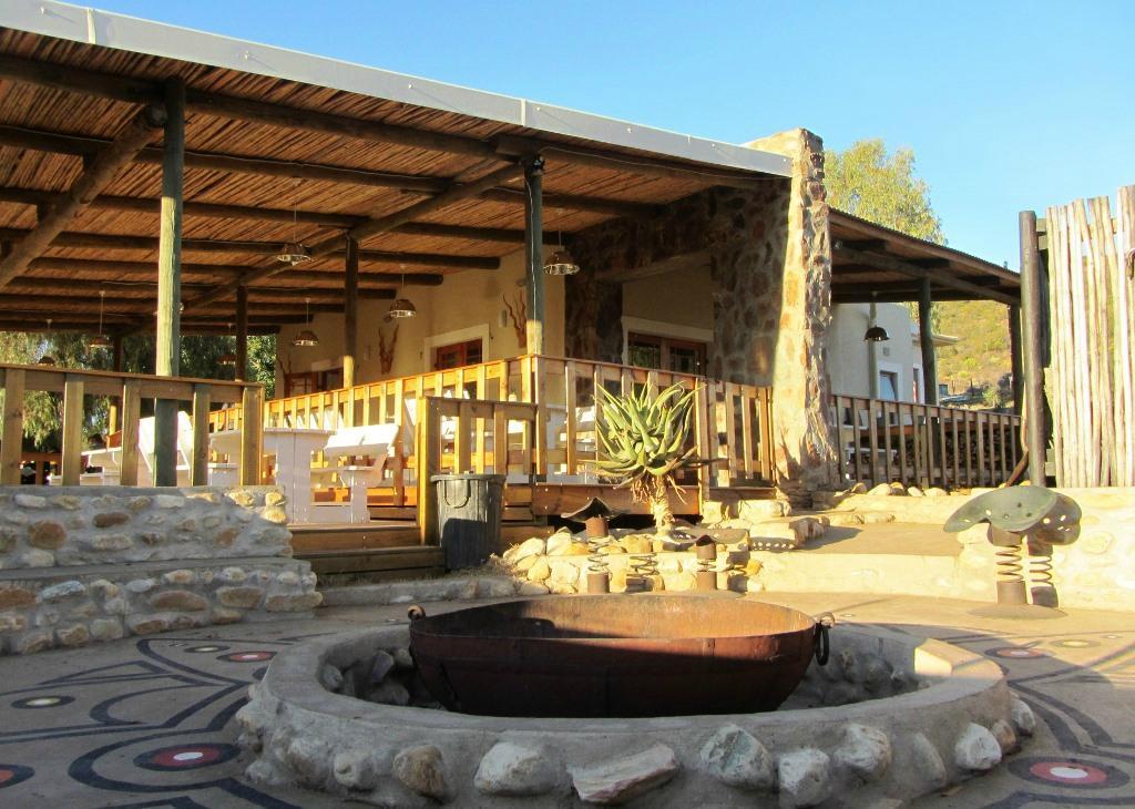 Koedoeskloof Country Lodge