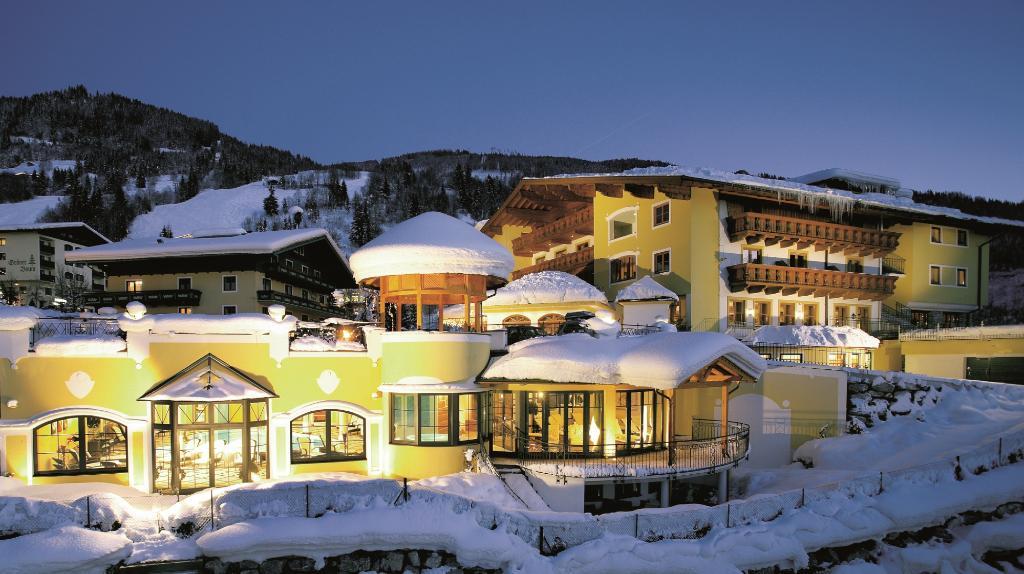 Verwoehnhotel Berghof