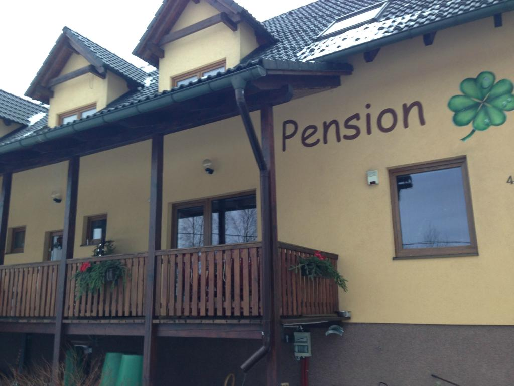Pension Ctyrlistek
