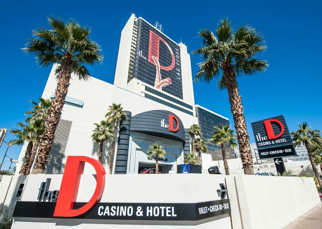 ‪The D Casino Hotel Las Vegas‬
