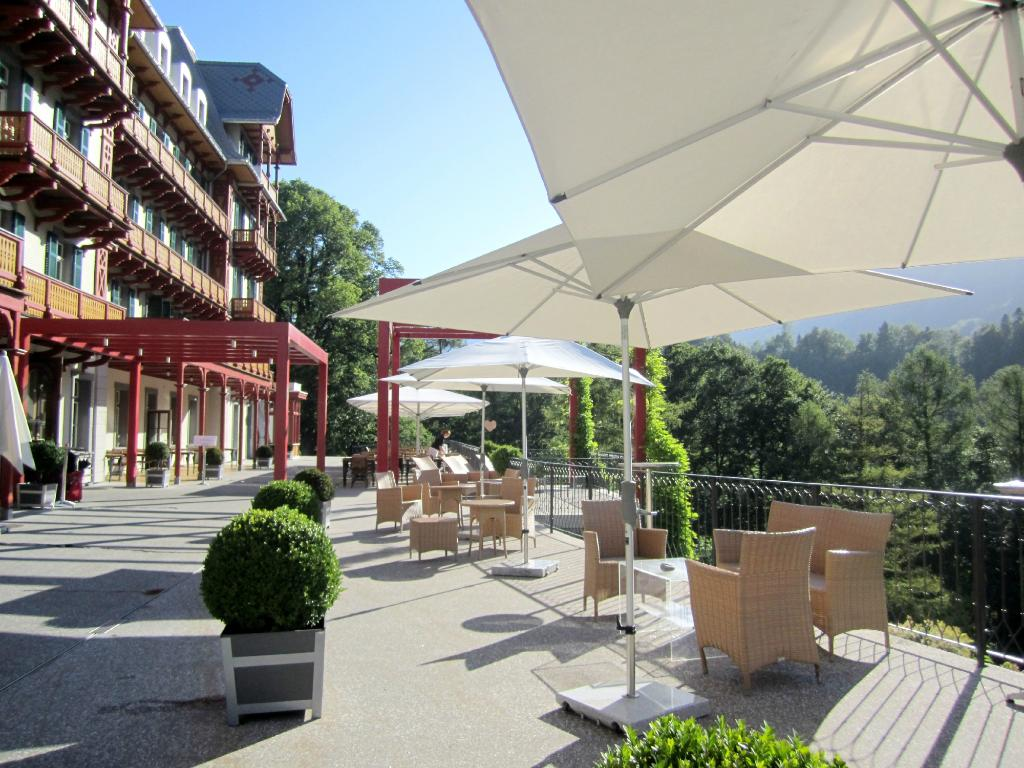 Gasthaus und Chalet Paxmontana