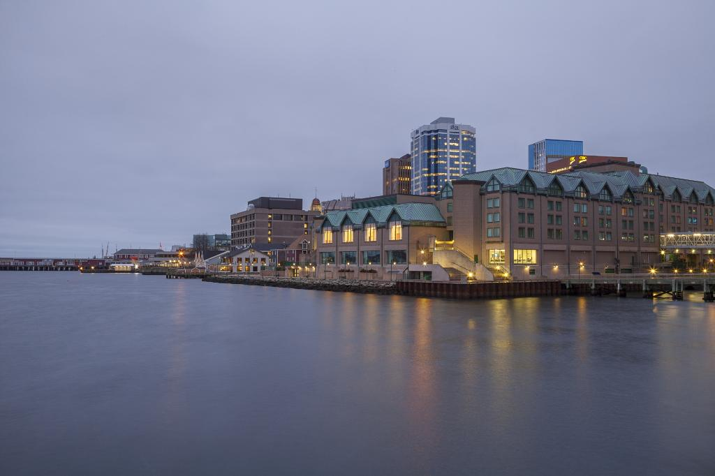 ‪Halifax Marriott Harbourfront Hotel‬