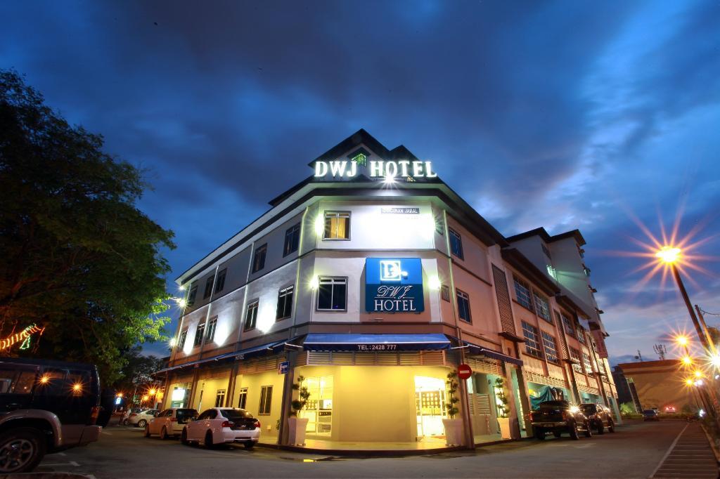 DWJホテル