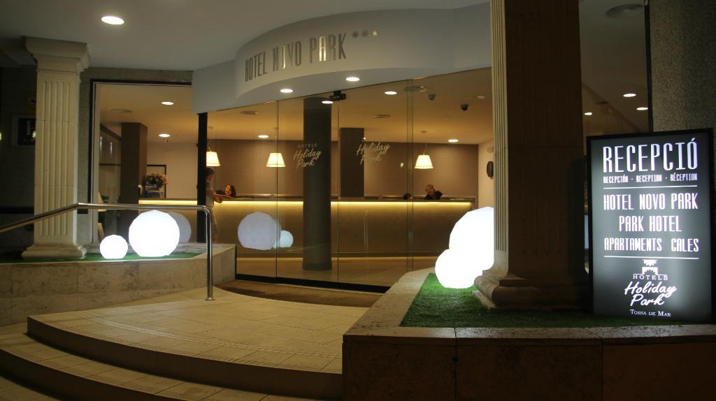 노보파크 호텔