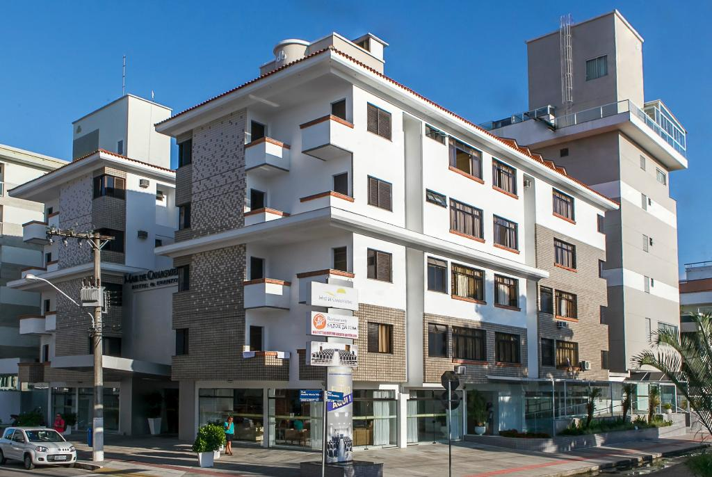 호텔 마르 데 카나스비에이라스