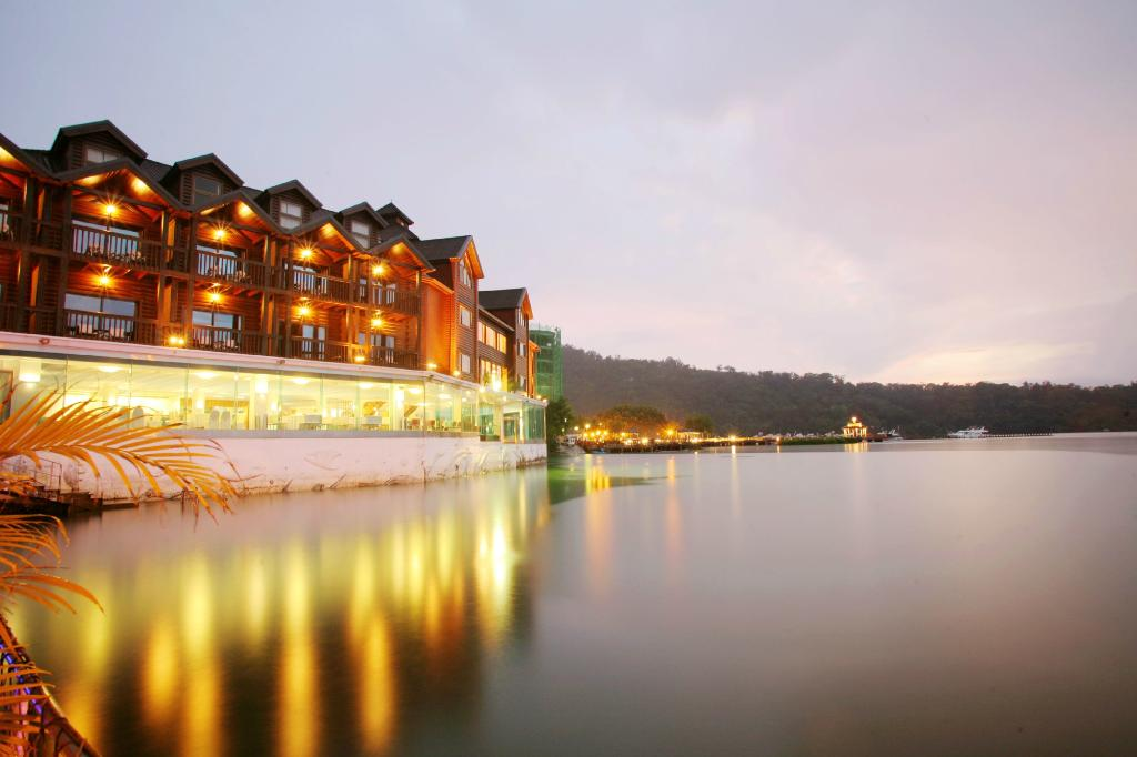 Lealea Garden Hotels-Sun Moon Lake