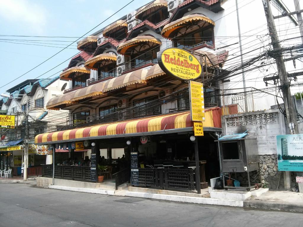 Klein Heidelberg Restaurant & Guesthouse