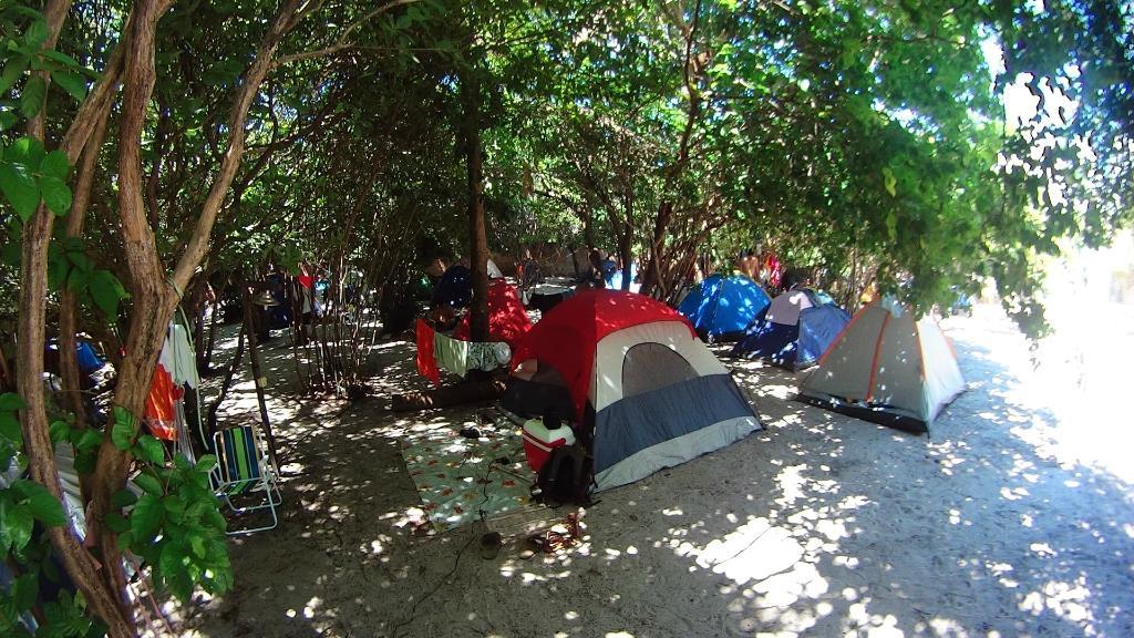 Pousada e Camping das Mangueiras