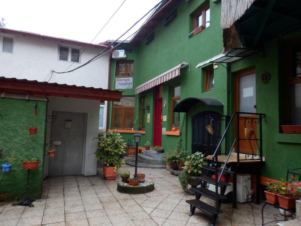 Manga Hostel