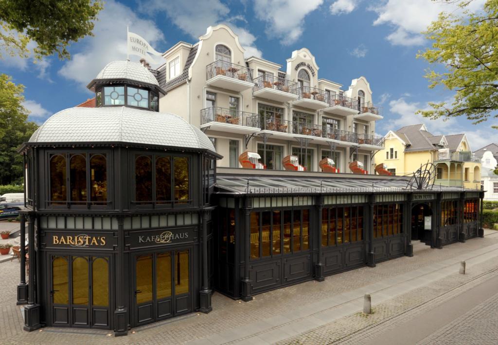 Europa Hotel Ostseebad Kuhlungsborn