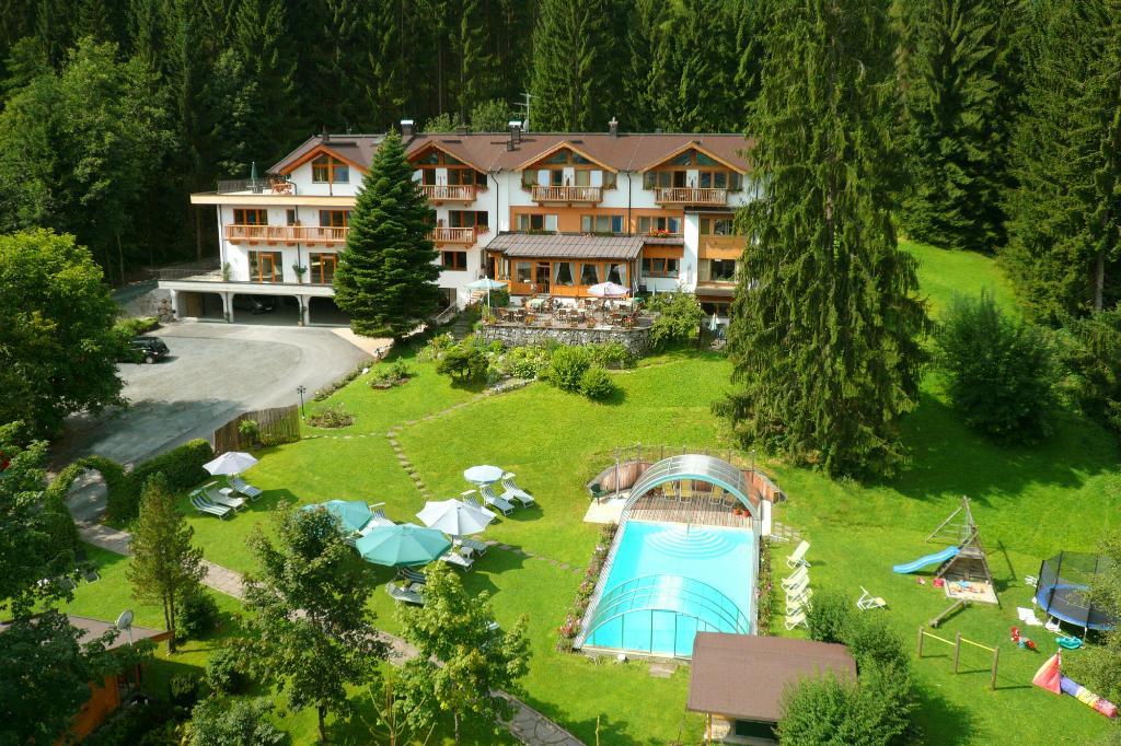 Gartenhotel Rosenhof in Kitzbuehel