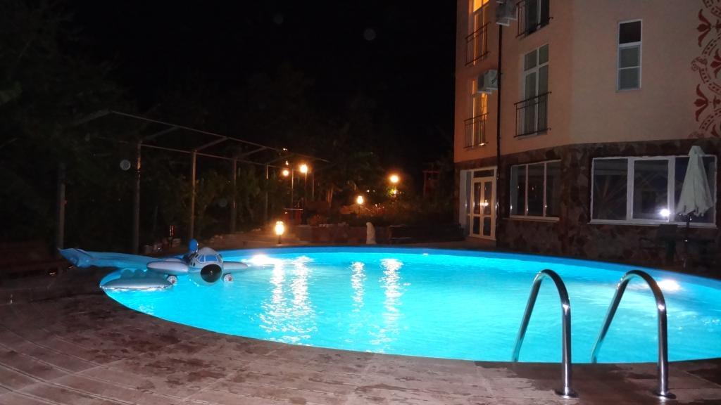 Отель L'amore