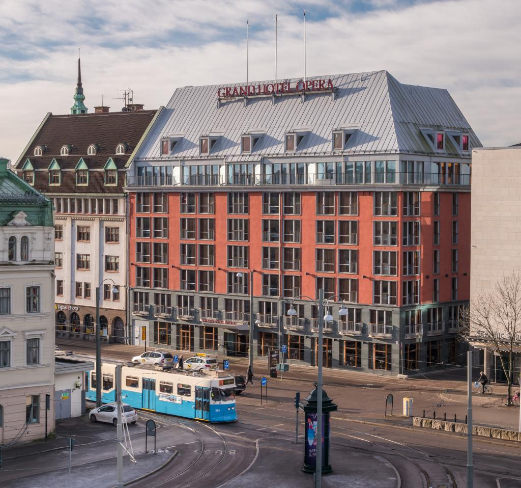 Profil Hotels Hotel Opera