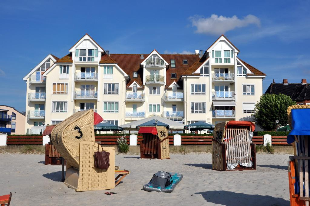 Anlage Strandhotel