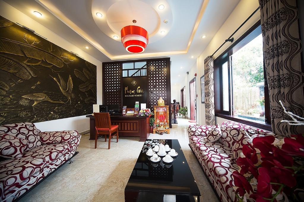 Phạm Gia Boutique Homestay Villa