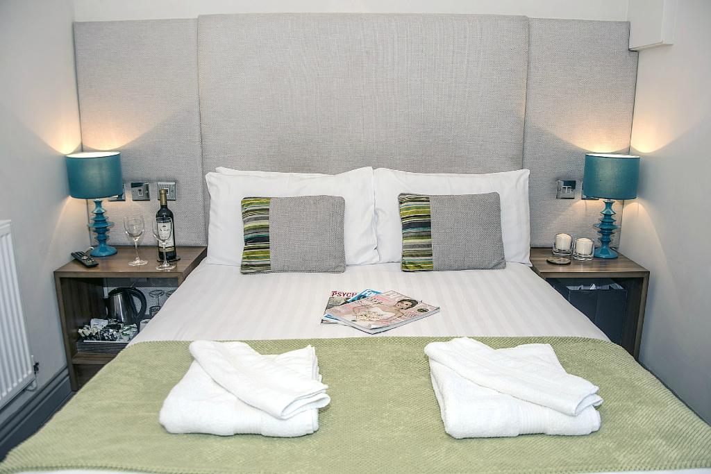 BASE Serviced Apartments Chester