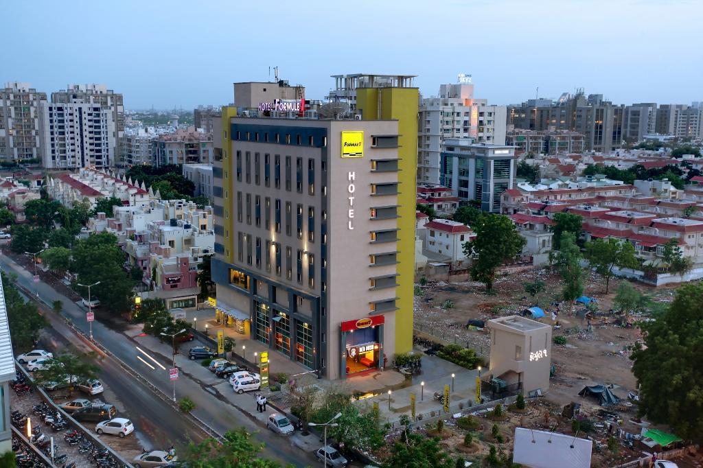 Hotel Formule1 Ahmedabad