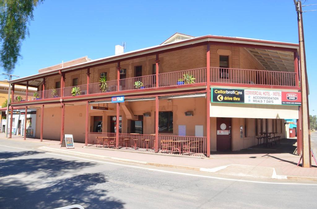 Commercial Hotel Motel Jamestown