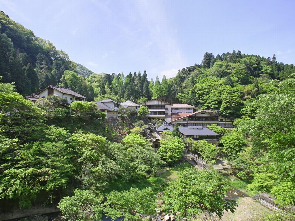 Tarutama Onsen Yamaguchi Ryokan