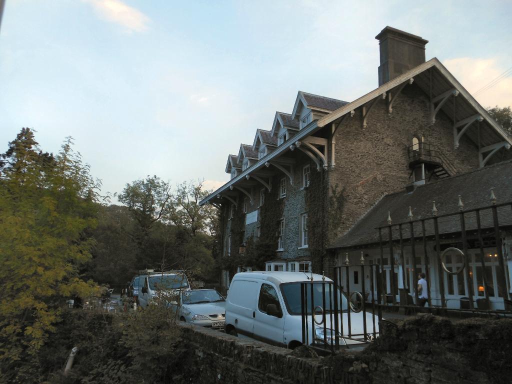 The Hafod Hotel