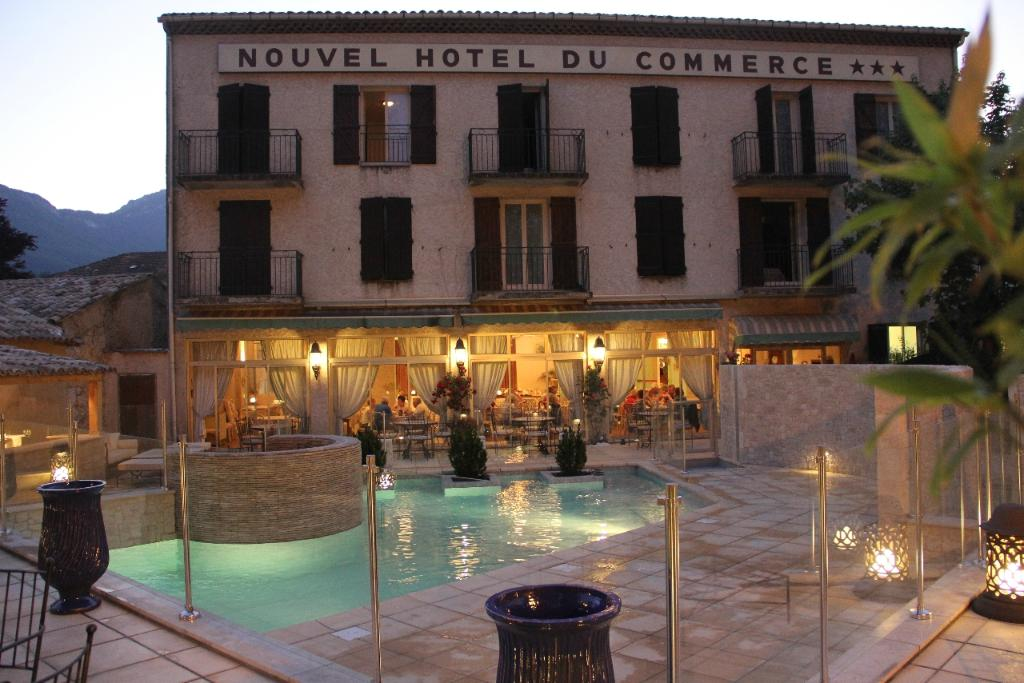 ‪Nouvel Hotel du Commerce‬