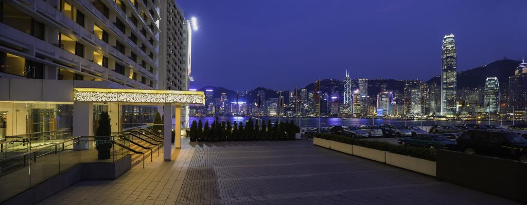マルコ ポーロ 香港ホテル(馬哥孛羅香港酒店)