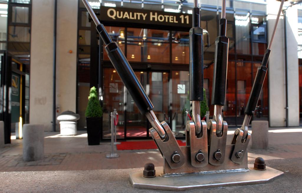 クオリティ ホテル11