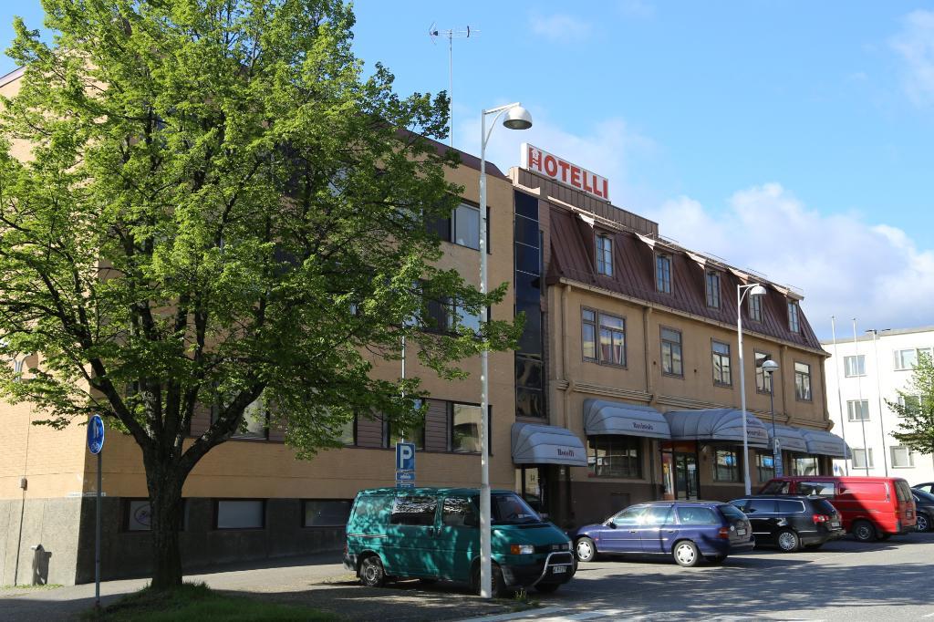 Hotelli Iisalmen Seurahuone