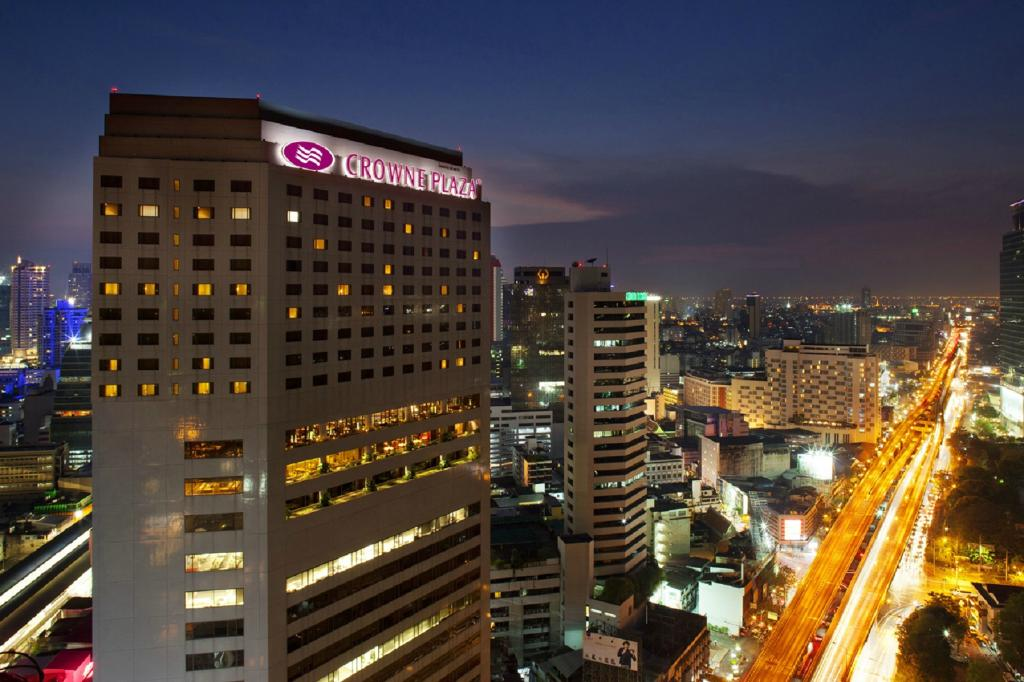 曼谷泛太平洋酒店