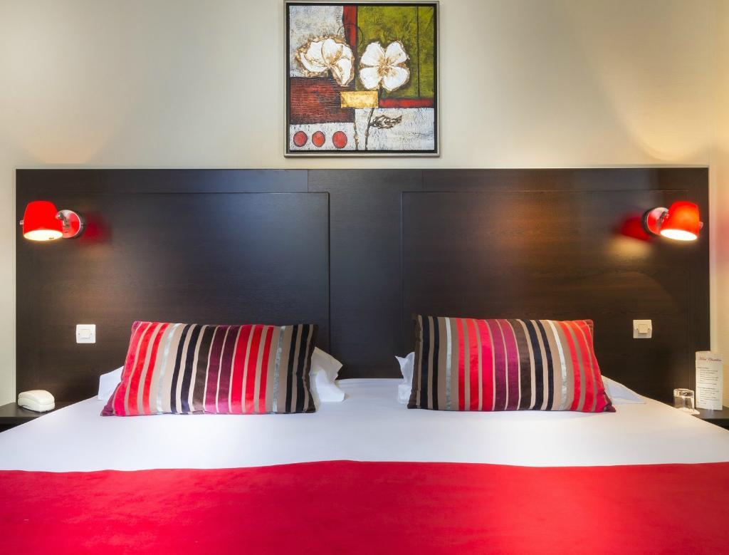 Hotel Chatillon Paris Montparnasse