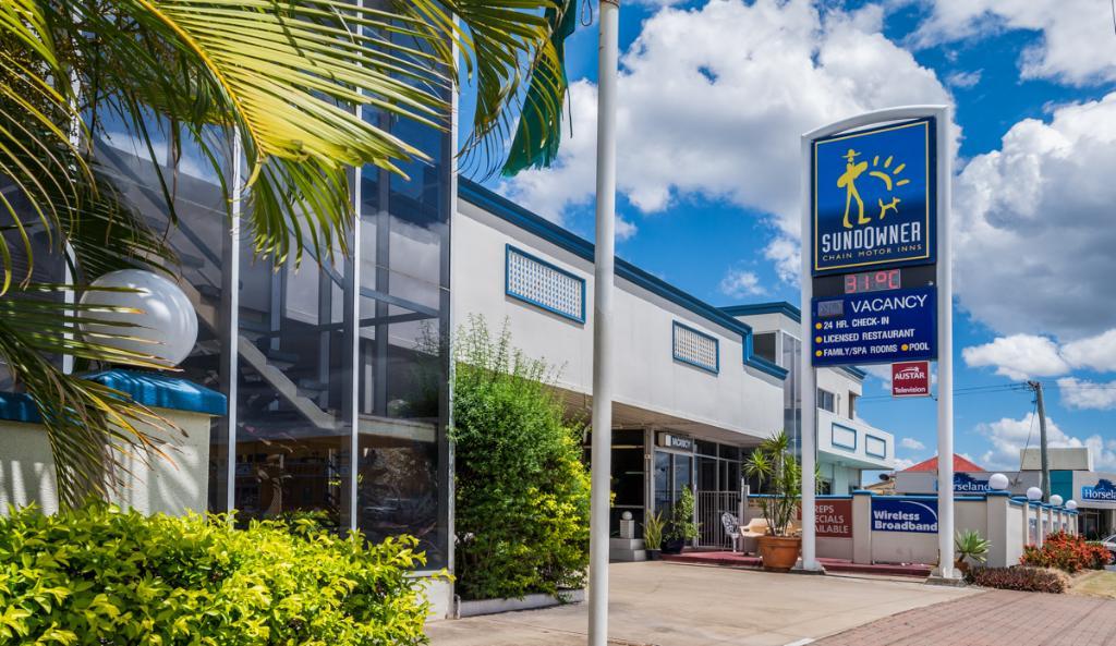 Q Motel Rockhampton
