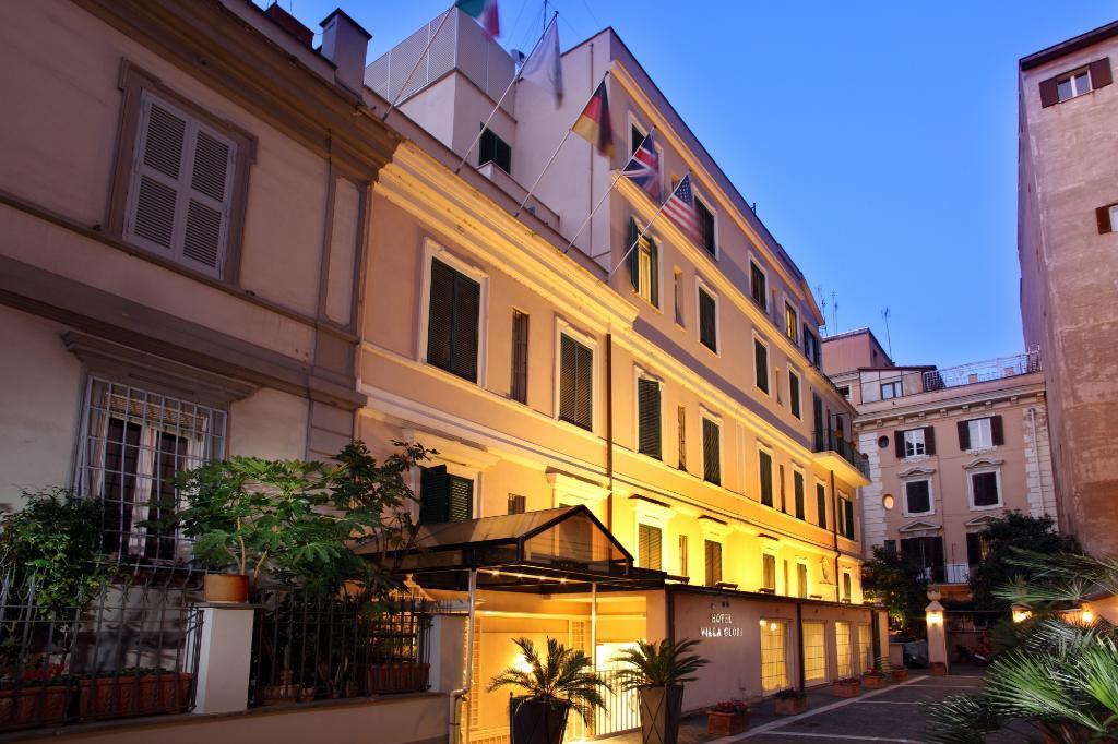 格洛里別墅酒店