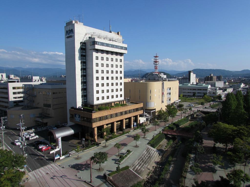 APA飯店 鳥取站前
