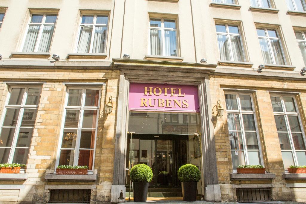 Hotel Rubens - Grote Markt