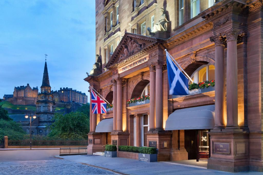 ‪Waldorf Astoria Edinburgh - The Caledonian‬