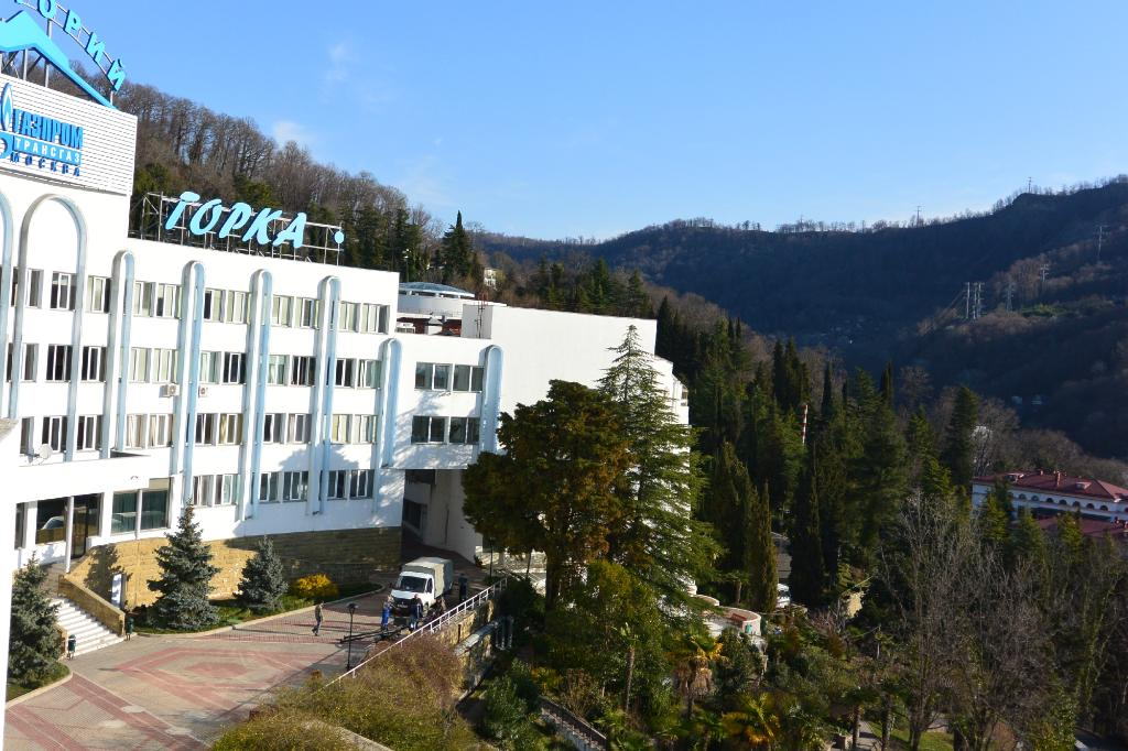 Golubaya Gorka Sanatorium