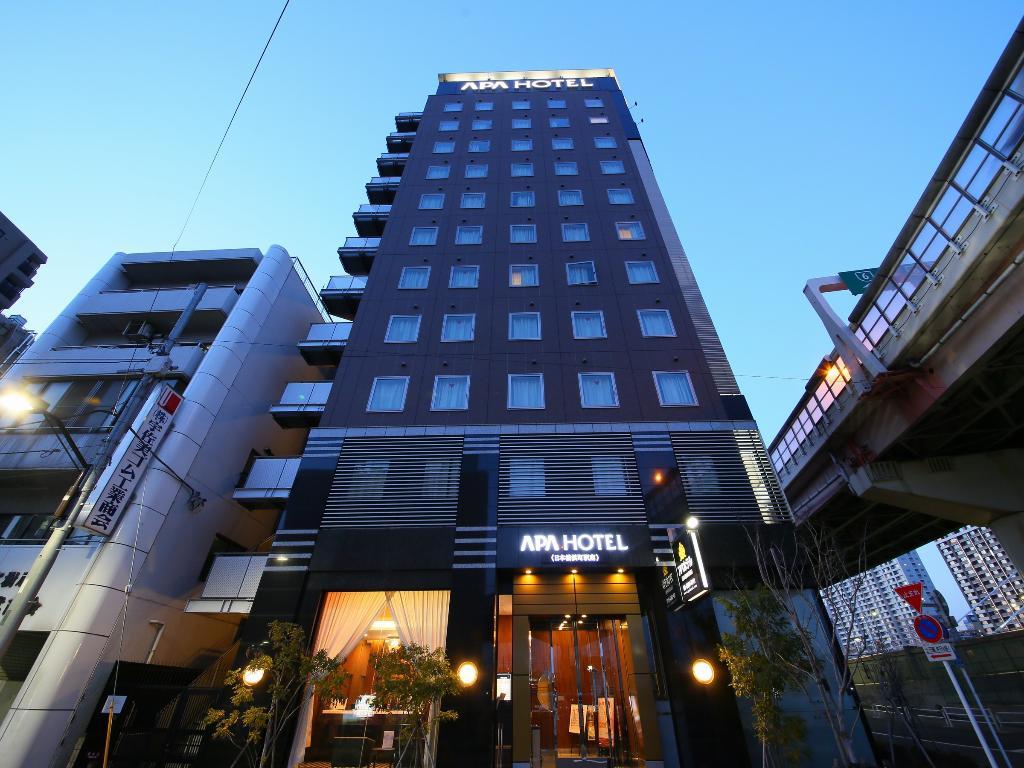 日本橋濱町站南阿帕酒店