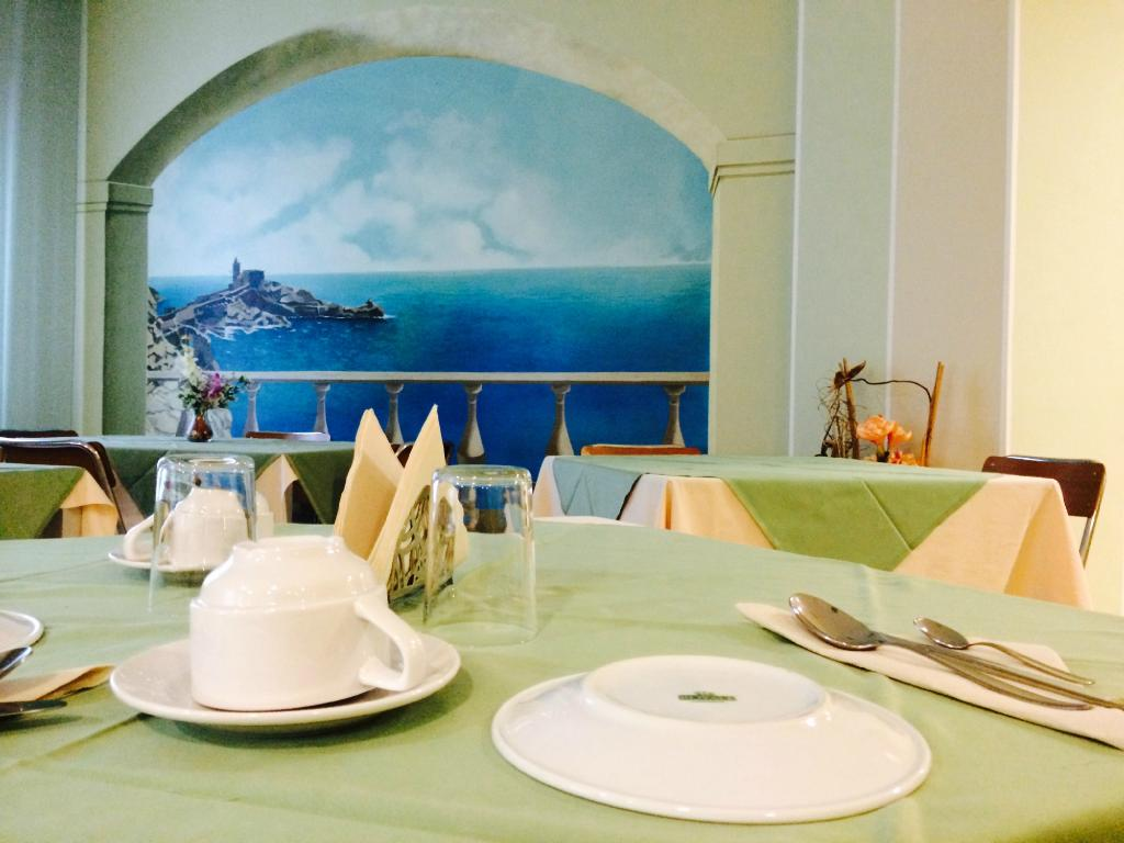 Hotel il Gabbiano La Spezia