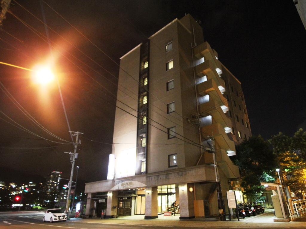 アパホテル 長崎駅南