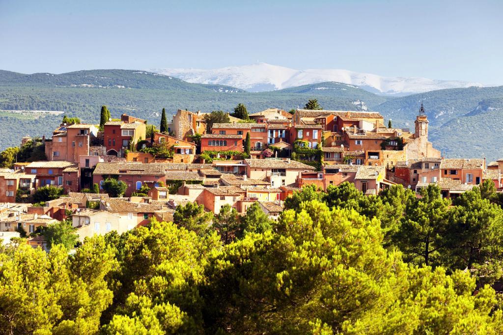 Residence Nemea Les Mazets Du Ventoux