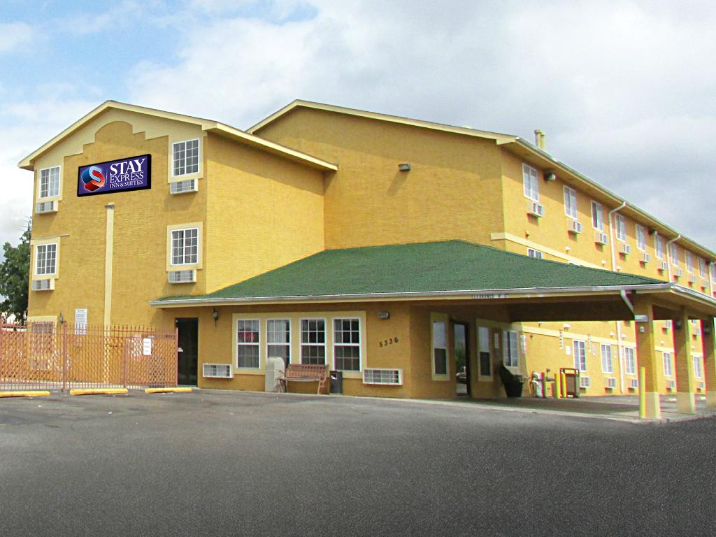 Stay Express Inn & Suites San Antonio Seaworld Medical Center